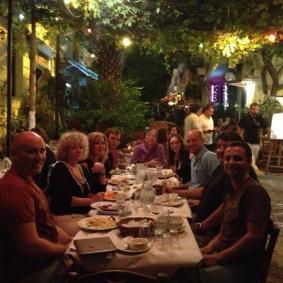 Greek tavernas serve fabulous food