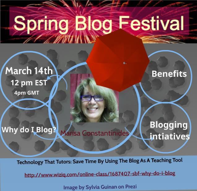 why do i blog