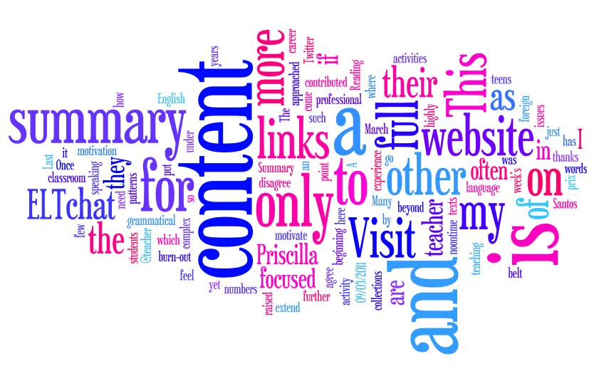 made with wordle.net